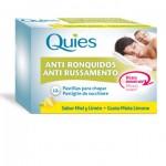 Anti-ronquidos pastillas
