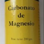Carbonato de Magnesio GHF
