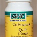 Coenzima Q10 10mg GHF
