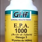 EPA 1000 Omega 3 GHF 50p