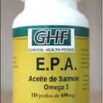 EPA Aceite de Salmon GHF 110p