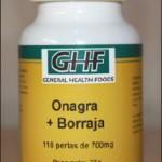 Onagra + Borraja GHF