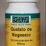 Quelato de Magnesio GHF