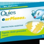 Tapones Antipresion Infantil Quies