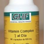 Vitamin Complex GHF